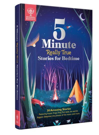 5 Minute Really True Stories for Bedtime