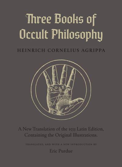 Jacket Three Books Of Occult Philosophy