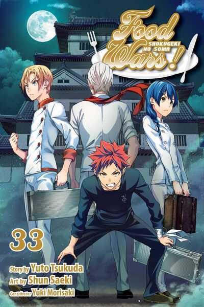 Food Wars! Vol. 33