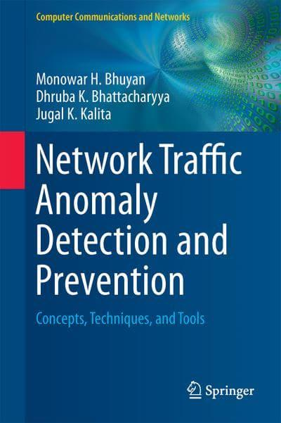 jacket, Network Traffic Anomaly Detection and Prevention