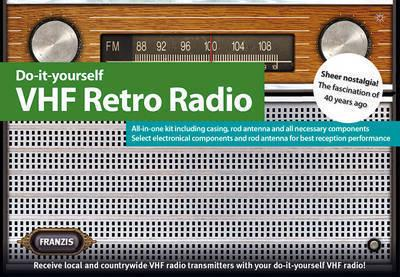 Do it yourself fm retro radio kit manual franzis verlag gmbh do it yourself fm retro radio kit manual solutioingenieria Gallery