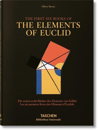 The First Six Books Of The Elements Of Euclid Werner Oechslin