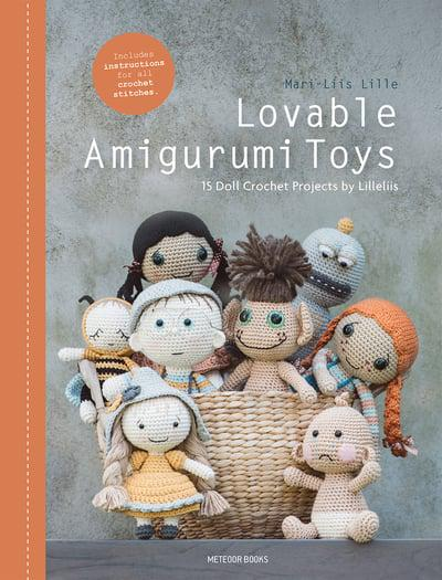Cuddly Amigurumi Toys by Mari-Liis Lillie - Art of Yarn | 514x400