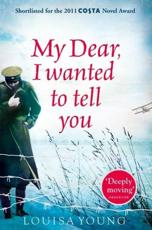 ISBN: 9780007361441 - My Dear I Wanted to Tell You