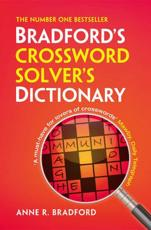 ISBN: 9780007362578 - Collins Bradford's Crossword Solver's Dictionary