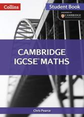 ISBN: 9780007410187 - Cambridge IGCSE Maths Student Book