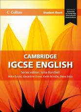 ISBN: 9780007430925 - Cambridge IGCSE English Student Book