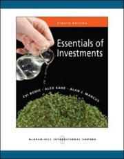 ISBN: 9780071267496 - Essentials of Investments