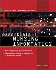 Essentials of Nursing Informatics
