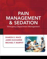 Pain Management and Sedation