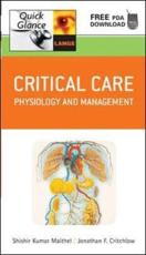 Critical Care: Physiology and Management with Other