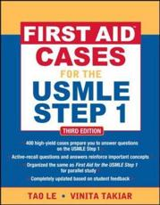 ISBN: 9780071743976 - First Aid Cases for the USMLE Step 1