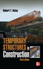 ISBN: 9780071753074 - Temporary Structures in Construction