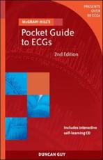 McGraw-Hill's Pocket Guide to ECGs