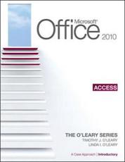 ISBN: 9780077331320 - Microsoft Office Access 2010 (v. 1)