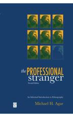 ISBN: 9780120444700 - The Professional Stranger