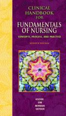 Clinical Handbook for Fundamentals of Nursing