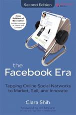 ISBN: 9780137085125 - The Facebook Era