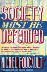ISBN: 9780140270860 - Society Must be Defended