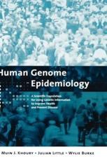 Human Genome Epidemiology