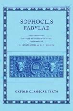 Sophocles Fabulae