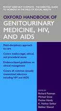 Oxford Handbook of Genitourinary Medicine, HIV and AIDS