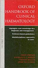 Oxford Handbook of Clinical Haematology