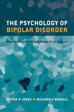 ISBN: 9780198530091 - The Psychology of Bipolar Disorder