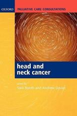Palliative Care Consultations in Head and Neck Cancer