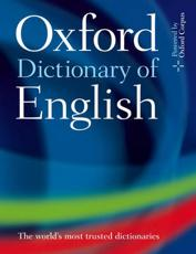 ISBN: 9780198610571 - Oxford Dictionary of English