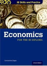 ISBN: 9780199128617 - IB Skills and Practice: Economics