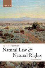 ISBN: 9780199599141 - Natural Law and Natural Rights