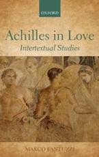 ISBN: 9780199603626 - Achilles in Love