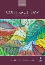 ISBN: 9780199644841 - Contract Law