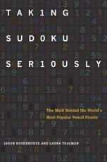 ISBN: 9780199756568 - Taking Sudoku Seriously