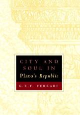 City and Soul in Platos Republic