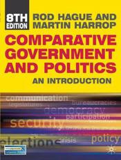 ISBN: 9780230231023 - Comparative Government and Politics