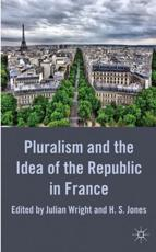 ISBN: 9780230272095 - Pluralism and the Idea of the Republic in France