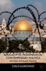 Books Apocalyptic Movements in Contemporary Politics
