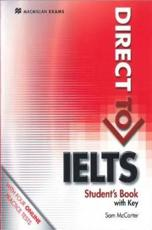 Direct to IELTS Student's Book (- Key) + Webcode Pack