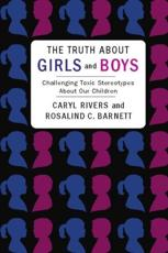 ISBN: 9780231151627 - The Truth About Girls and Boys