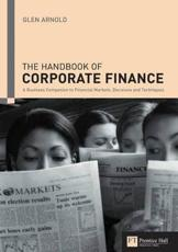 Handbook of Corporate Finance