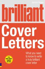 ISBN: 9780273724636 - Brilliant Cover Letters
