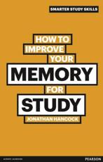 ISBN: 9780273750055 - How to Improve Your Memory for Study