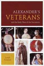 ISBN: 9780292735965 - Alexander's Veterans and the Early Wars of the Successors