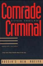 ISBN: 9780300063868 - Comrade Criminal