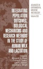 Integrating Population Outcomes, Biological Mechanisms and Research Methods