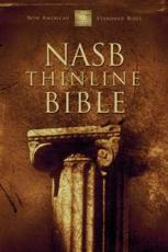 Thinline Bible NASB