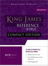 Reference Bible KJV Compact