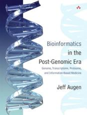 Bioinformatics and Computational Biology in the Post-Genomic Era